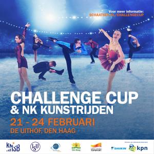 21-24 februari Challenge Cup 2019