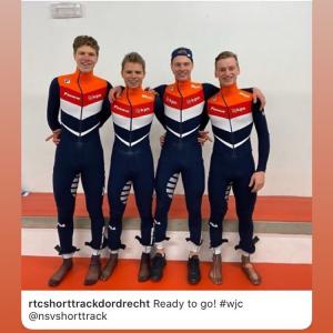 Team WK Jeugd (Teun links)