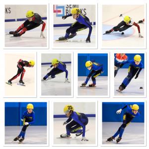 10 NSV'ers naar Shorttrackwedstrijden NK, EK, WK