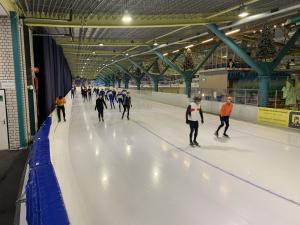 Start schaatsen Ringbaan