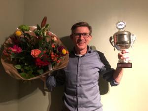 Paul Veenstra: Vrijwilliger van het jaar 2020
