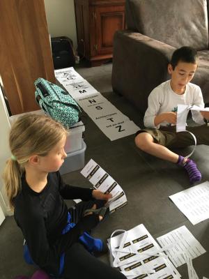badges kinderen en trainers