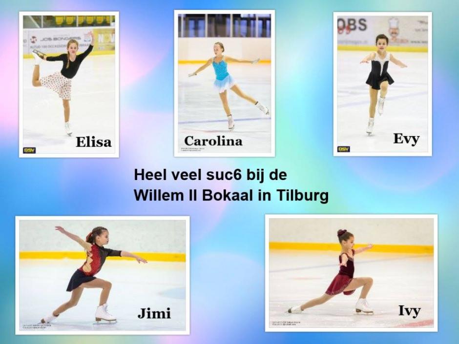 Willem II bokaal Tilburg