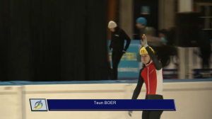 Teun Boer - Shorttrack